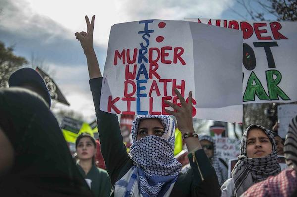 Call it what it is - Muslim Jew Hatred